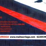 EXPOSICIÓN DE TALLERES CREATIVOS. Maite Arriaga.