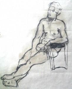 Taller de Dibujo de la Figura Humana con Modelo en Vivo