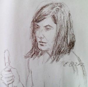 Taller de Dibujo de la Figura Humana con Modelo en Vivo - Maite Arriaga