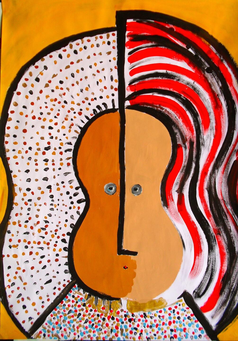Empezando otra vez - Cuadro en venta Artista Maite Arriaga