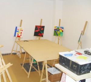 Taller de Pintura para Niños - Maite Arriaga