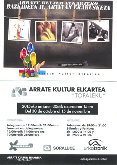 cartel-2-da-edicion-exposicion-de-obras-de-socios-artistas-de-arrate-kultur-elkartea-eibar-30-10_al_15-11-2015