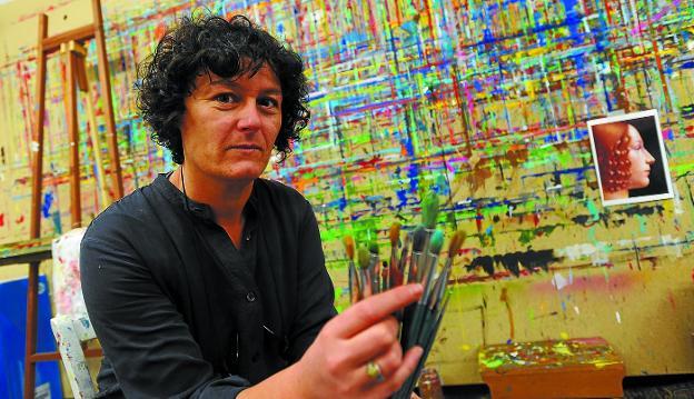 Maite Arriaga, talleres artistico creativos
