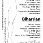 Jam dibujo session en Biharrian