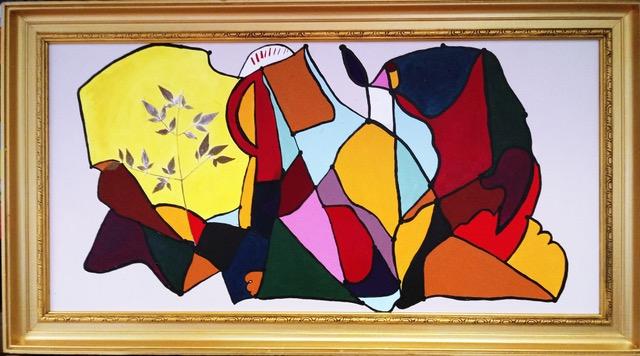Soltar - Cuadro en venta Artista Maite Arriaga