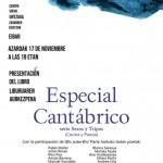 Presentación del libro Especial Cantábrico