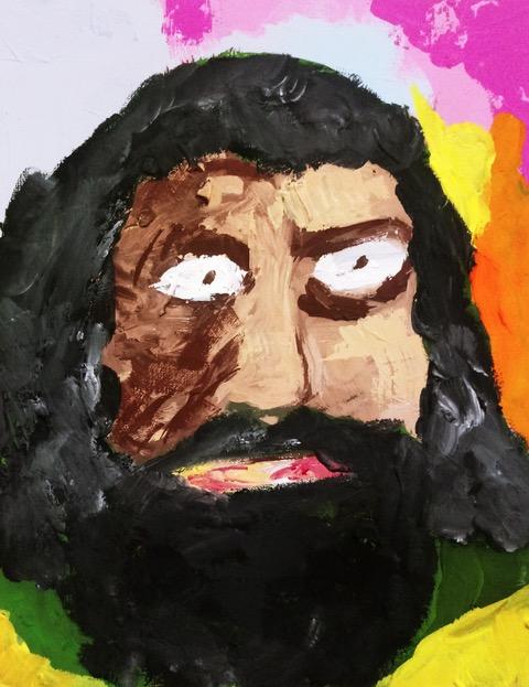 Enfado - Cuadro en venta Artista Maite Arriaga