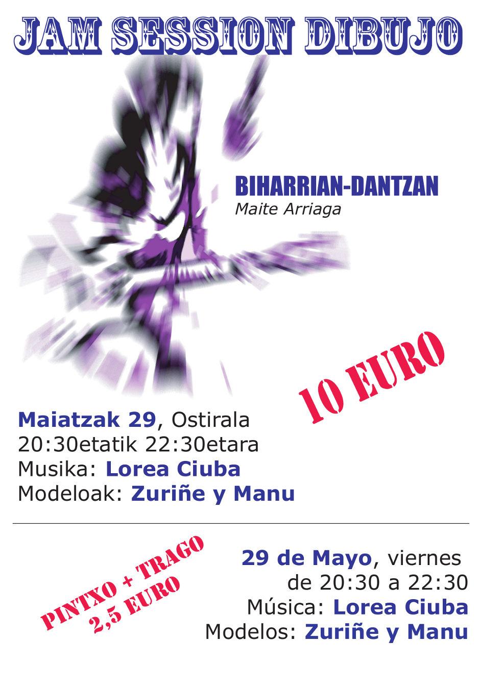 JAM SESSION DIBUJO 2020 - Maite Arriaga