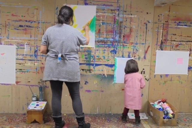 Creatividad en familia - Maite Arriaga