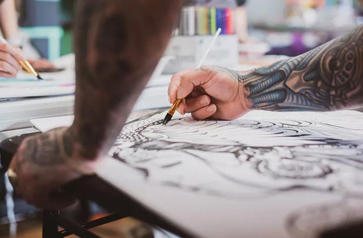 Taller de Pintura para Adolescentes